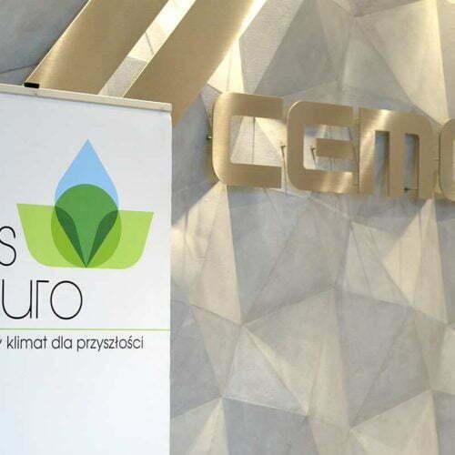 "CEMEX – projekt ""Natura wkracza do biura"""
