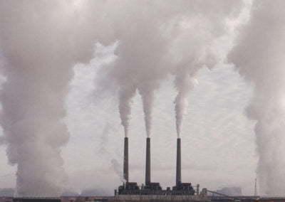CO2 – najważniejszy gaz cieplarniany