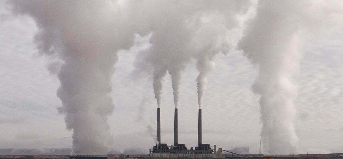 Zanieczyszenia powietrza
