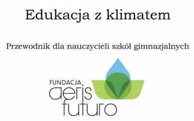 Edukacja z klimatem – podręcznik dla nauczycieli
