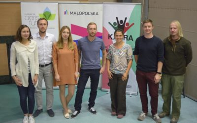 """Szkolenie na Wydziale Zarządzania AGH pt. """"Creative Startup for Climate"""" – relacja!"""