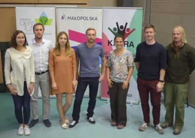 Szkolenie Creative startup for Climate na AGH - FUndacja Aeris Futuro (11)