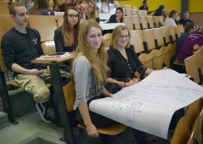 Szkolenie Creative startup for Climate na AGH - FUndacja Aeris Futuro (6)