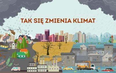 """Happening pt."""" Tak się zmienia klimat w miastach"""" na Placu Szczepańskim. Przybywajcie!"""