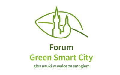 IV FORUM Green Smart City, 19-20 listopada 2018