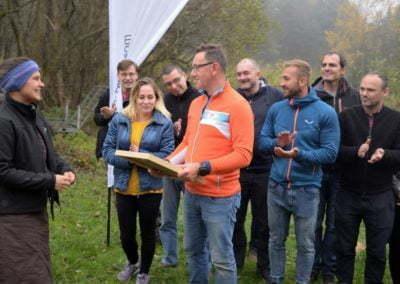 Grupa Raben - sadzenie w Krzywej (143)