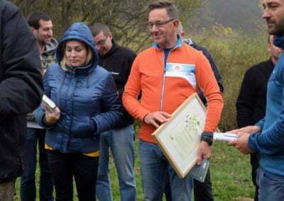 Grupa Raben - sadzenie w Krzywej (148)