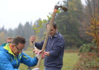 Grupa Raben - sadzenie w Krzywej (24)