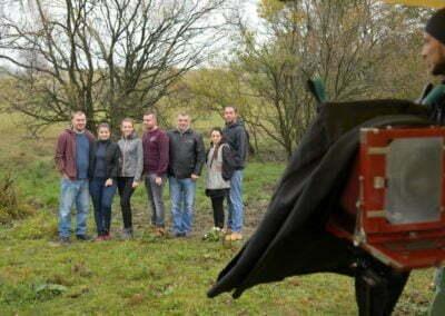 Grupa Raben - sadzenie w Krzywej (68)