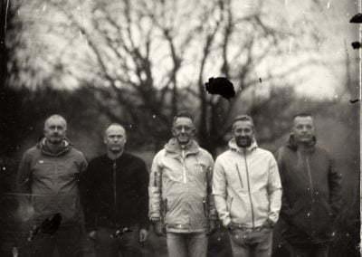 Grupa Raben - sadzenie w Krzywej (78)