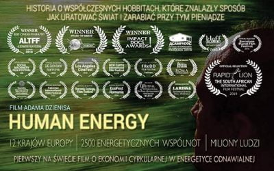 """""""Human Energy"""" podczas Weekendu dla Klimatu"""