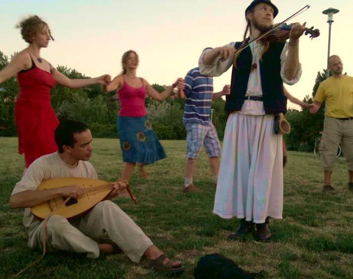 Święto tańca już w niedzielę 19.01 w duchu głębokiej ekologii z Fundacją Aeris Futuro
