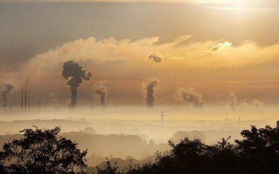 Czyste powietrze ubocznym skutkiem pandemii?