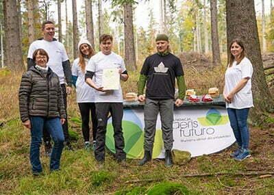 RANKOMAT – sadzimy 500 drzew na Dolnym Śląsku